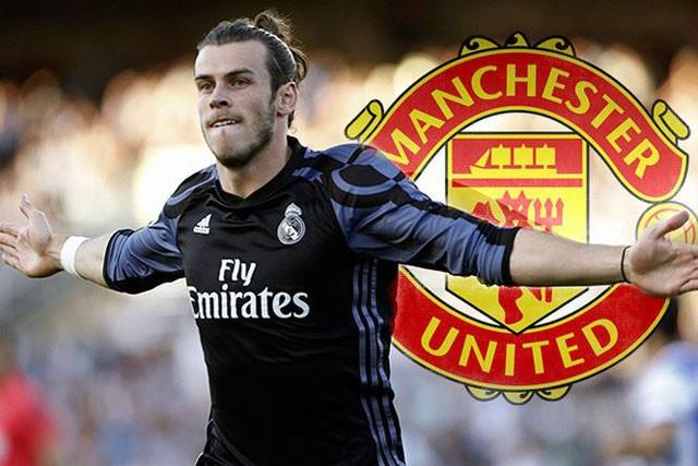 M.U nhiều khả năng sẽ mua Gareth Bale