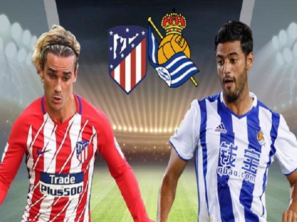 Nhận định bóng đá Atletico vs Sociedad, 01h45 ngày 28/10:vòng 10 La Liga: Tìm lại bầu trời