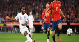 Giá trị của Sterling sau trận Tây Ban Nha thua Anh 2-3