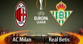 Link sopcast: AC Milan vs Betis, 23h55 ngày 25/10
