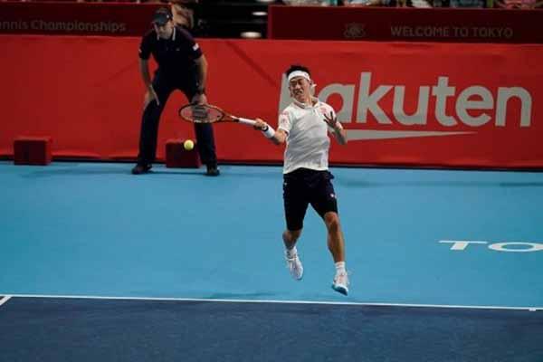 Chung kết quần vợt Nishikori và Del Potro thi nhau thua sốc