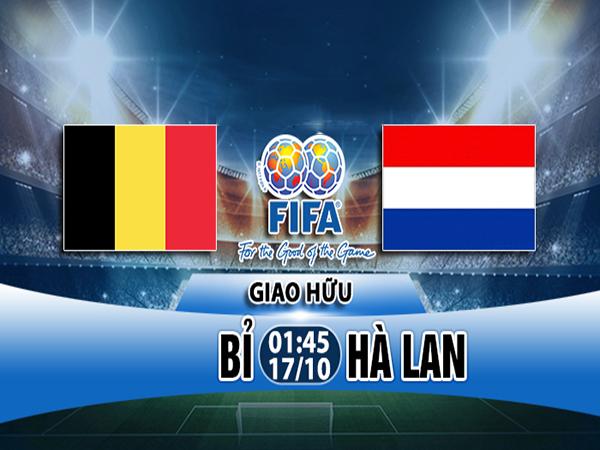 Nhận định Bỉ vs Hà Lan, 01h45 ngày 17/10: Cơn lốc áo Cam