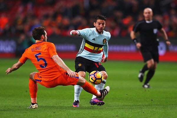 Nhận định Bỉ vs Hà Lan: cơn lốc áo cam