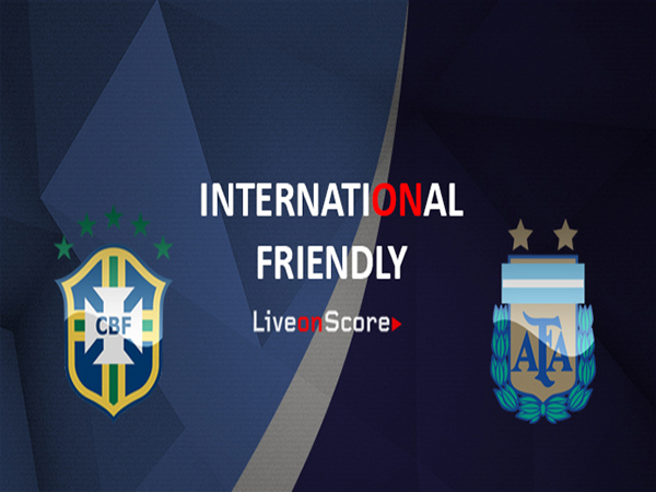 Link sopcast: Brazil vs Argentina 00h45 ngày 17/10