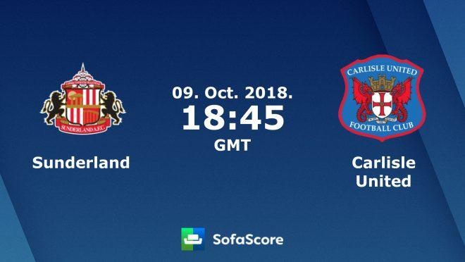 Nhận định Sunderland vs Carlisle, 1h45 ngày 10/10: Không quá chú trọng