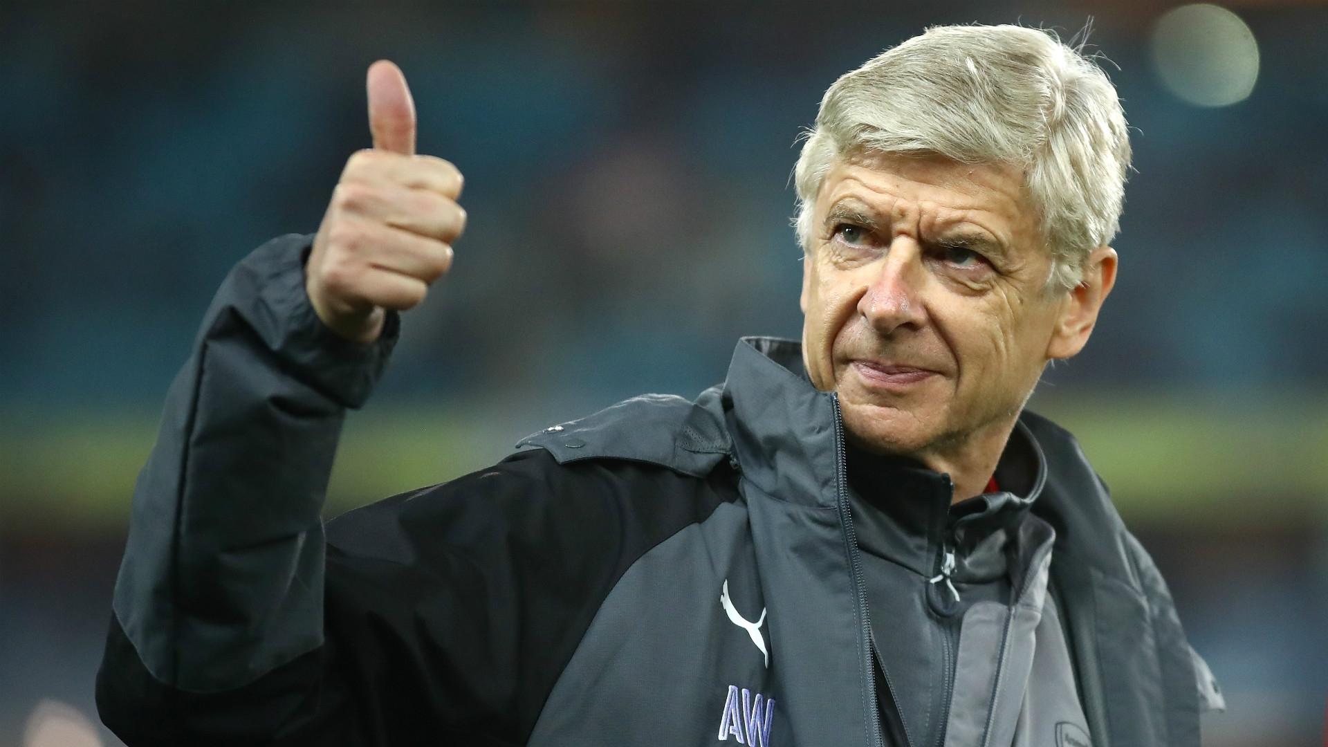 Tin chuyển nhượng 18/10: HLV Wenger muốn tái xuất vào năm 2019