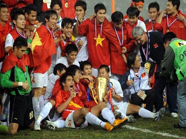 Tuyển Việt Nam chốt đội hình tham dự AFF Cup