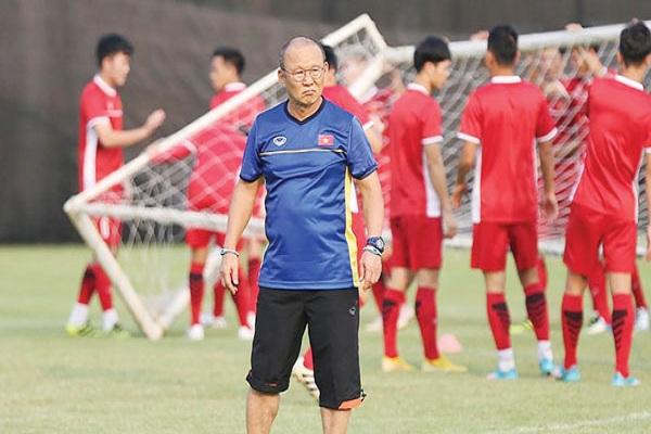 1 tuần trước AFF Cup – Hãy tin vào HLV Park