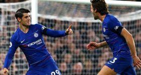 Chelsea 3-1 Crystal Palace: Morata tái sinh