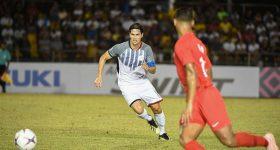 Philippines nhận 2 tin không vui trước trận bán kết gặp Việt Nam