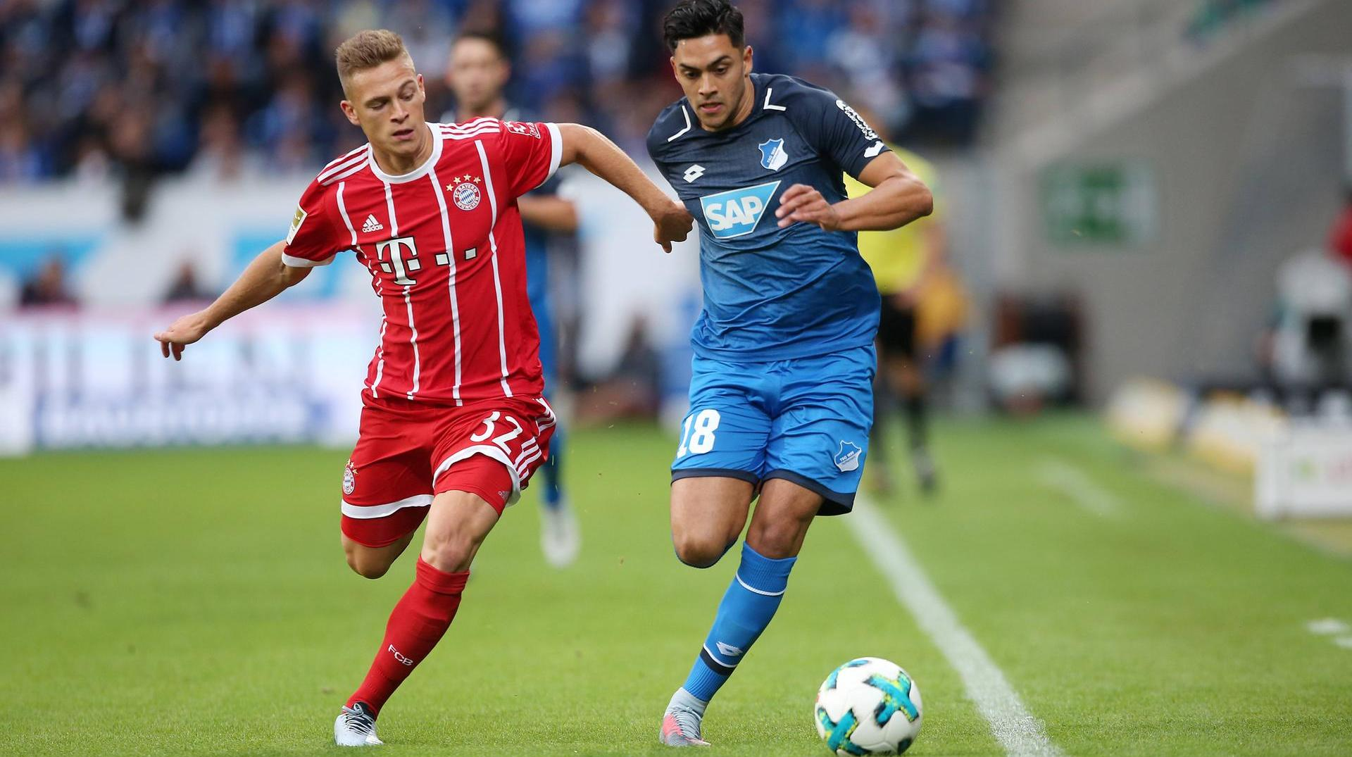 Fussball 1 Bundesliga TSG 1899 Hoffenheim FC Bayern München 3 Spieltag am 09 09 2017 in der Wi