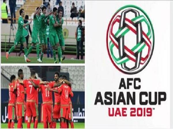 Nhận định Oman vs Turkmenistan 20h30 ngày 17/1