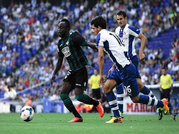 Link xem trực tiếp Espanyol vs Real Betis 1h30 ngày 25/1