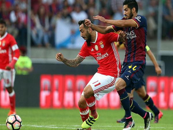Nhận định Benfica vs Chaves 04h15, 26/02