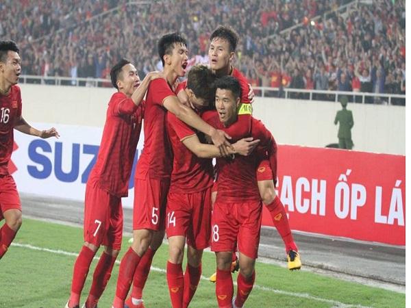 U23 Việt Nam có màn trình diễn đầy ấn tượng