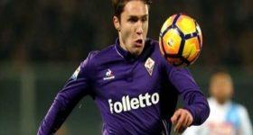 Juventus đạt thỏa thuận cá nhân với Chiesa con