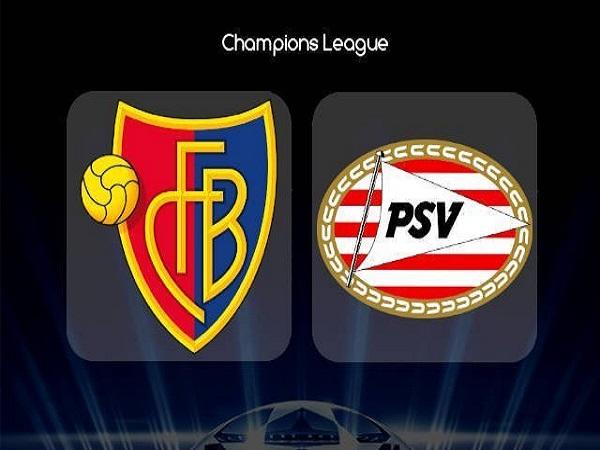 Phân tích kèo Basel vs PSV Eindhoven, 1h00 ngày 31/07