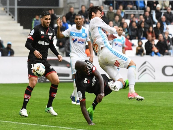 Nhận định trận đấu Dijon vs Marseille (00h00 ngày 25/9)