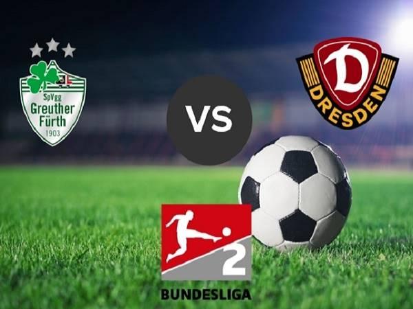 Nhận định kèo Greuther Furth vs Dynamo Dresden, 23h30 ngày 18/10