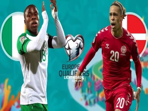 Nhận định CH Ireland vs Đan Mạch, 02h45 ngày 19/11