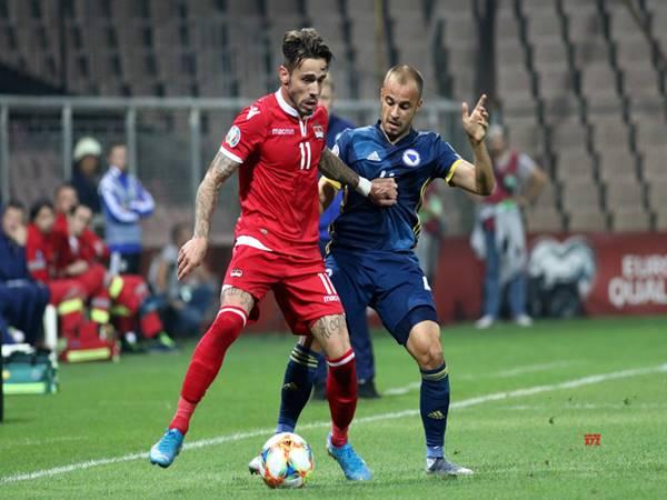 Nhận định Liechtenstein vs Bosnia & Herzegovina (2h45 ngày 19/11)