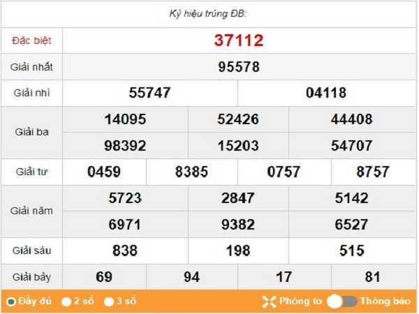 Dự đoán kqxsmb ngày 17/11 chi tiết xác suất trúng cao