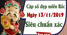 Dự đoán xổ số  tổng hợp lô tô đẹp ngày 13/11 chuẩn