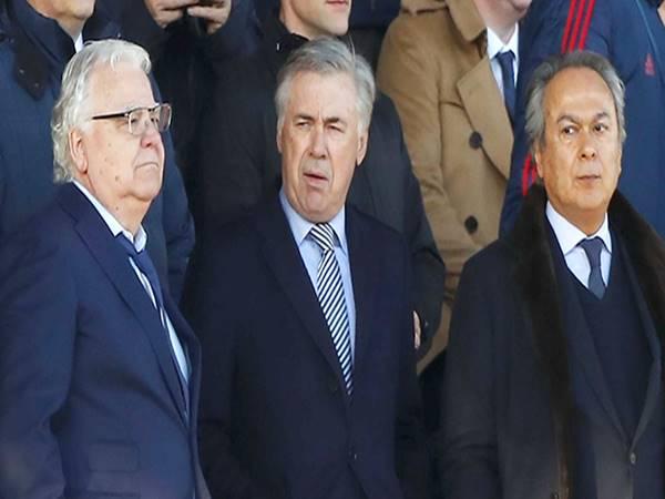Ancelotti sẽ phục hưng Everton ra sao?