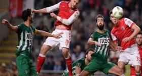 Nhận định kèo Châu Á Sporting Braga vs Rio Ave (1h45 ngày 3/12)