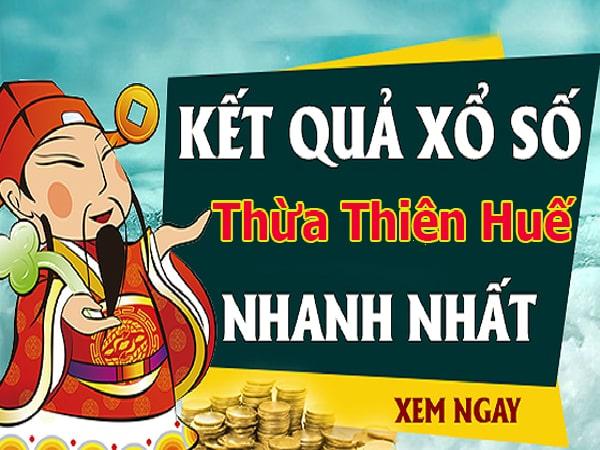 Dự đoán xổ số Thừa Thiên Huế Vip ngày 16/12/2019