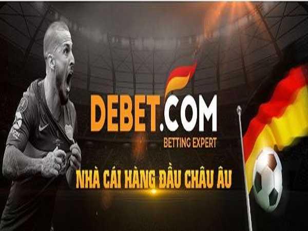 Debet nhà cái tỷ lệ cá độ hấp dẫn hàng đầu thị trường Việt Nam và quốc tế
