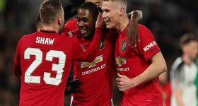 Odion Ighalo trở thành siêu dự bị của Manchester United