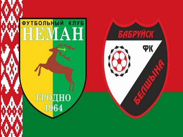 Nhận định Neman Grodno vs Belshina Bobruisk 23h00, 10/04 (VĐQG Belarus)