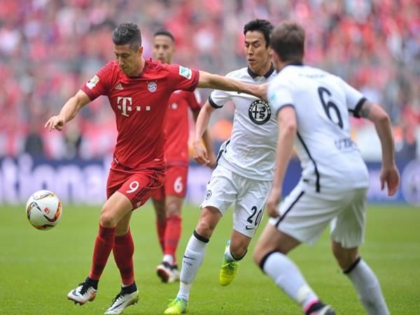Nhận định tỷ lệ Bayern Munich vs Frankfurt (23h30 ngày 23/5)
