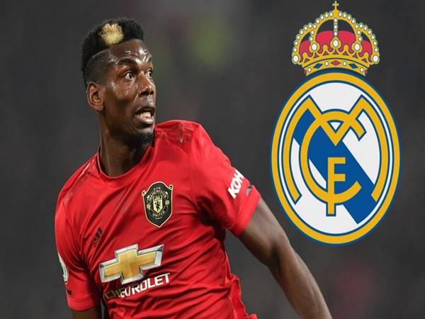 Paul Pogba trình bày nguyện vọng muốn đến CLB Real Madrid
