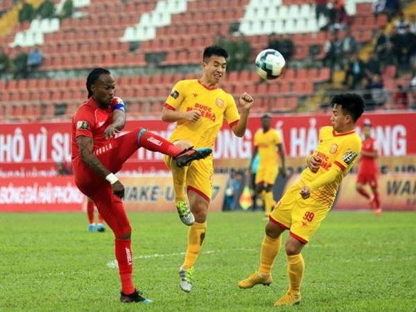 Nhận định Nam Định vs Hải Phòng, 18h00 ngày 23/06