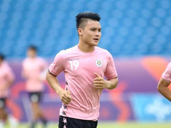 Bóng đá Việt Nam tối 10/7: Quang Hải sẵn sàng ra sân đấu SHB.ĐN