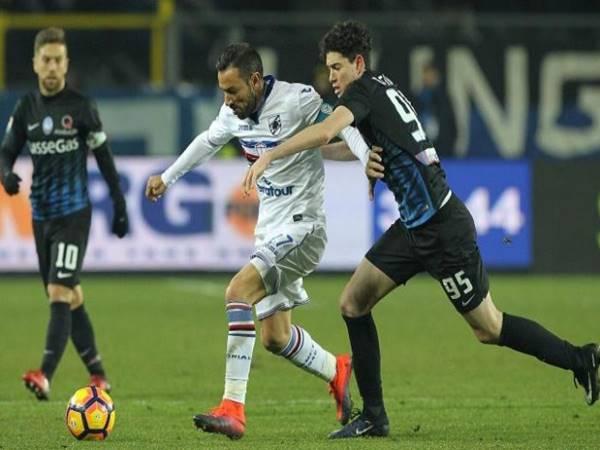 Nhận định trận đấu Atalanta vs Sampdoria (2h45 ngày 9/7)