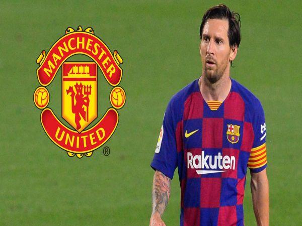 Chuyển nhượng trưa 26/8: Cận cảnh kế hoạch chiêu mộ Messi của MU