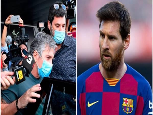 Chuyển nhượng bóng đá 4/9: Messi tiếp tục đàm phán với Barca