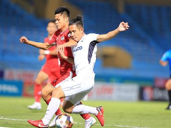 Bóng đá Việt Nam 10/10: HAGL thảm bại trên sân của Viettel