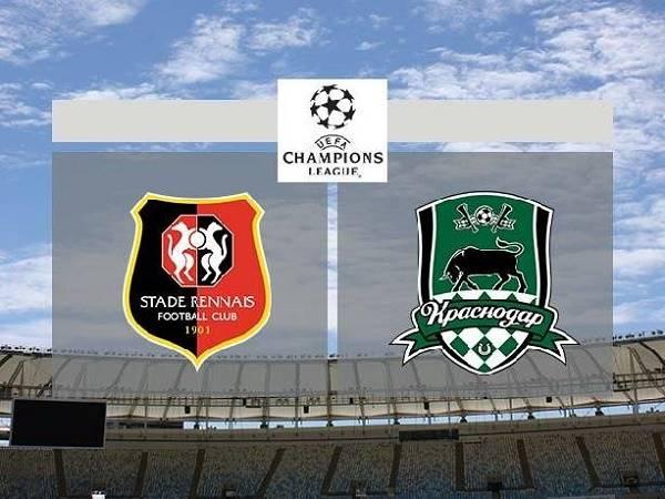 Nhận định Rennes vs Krasnodar 02h00, 21/10 – Champions League
