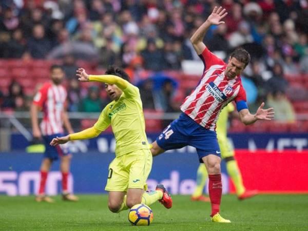 Nhận định trận đấu Atletico Madrid vs Getafe (1h15 ngày 31/12)