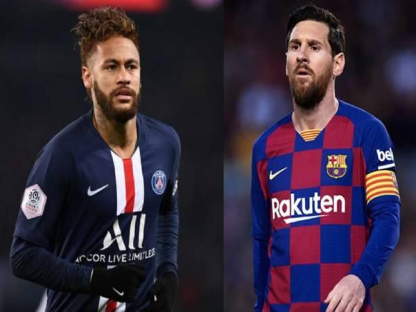 Tin Champions League 15/12: Neymar gửi thông điệp tới Messi