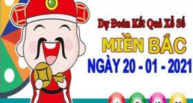 Dự đoán XSMB ngày 20/1/2021 – Dự đoán KQXS Bắc Ninh thứ 4