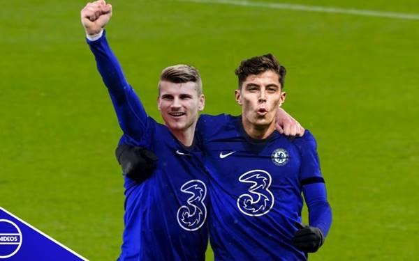 CĐV Chelsea hy vọng Werner và Havertz lấy lại phong độ