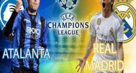 Nhận định Atalanta vs Real Madrid, 03h00 ngày 25/2