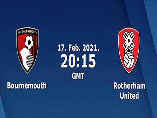 Nhận định bóng đá Bournemouth vs Rotherham, 3h15 ngày 18/2