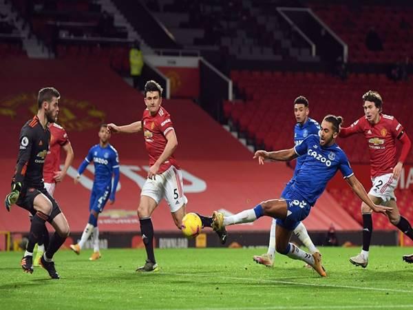Tin bóng đá 7/2: Man United hòa đáng tiếc Everton trên sân nhà