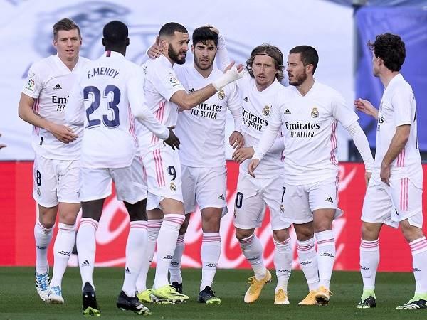 Tin thể thao tối 7/2: Real Madrid trở lại ngôi nhì bảng